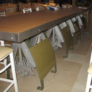 Food Court Table